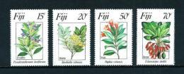 Fiji  Nº Yvert  502/5  En Nuevo - Fiji (1970-...)