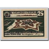Billet, Allemagne, Vechta, 25 Pfennig, Personnage, 1922, 1922-03-15, SPL - Other
