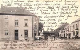 Rosée - Rue De L'Eglise (animée, Commerce, 1910 VPF) - Florennes