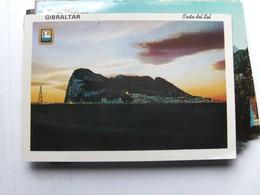 Gibraltar Vue Nocturne - Gibraltar