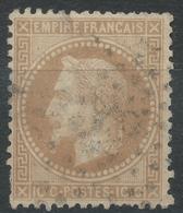 Lot N°43958  N°28B, Oblit étoile Chiffrée 32 De PARIS (R. De La Ste Chapelle) - 1863-1870 Napoléon III Lauré