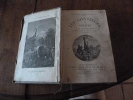 1896   LES CHASSEURS DE GIRAFES,  Par Mayne- Reid              Collection Hetzel - Livres, BD, Revues