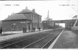 Linkebeek - La Gare (animation, L. Lagaert) - Linkebeek