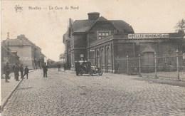 Nivelles  La Gare Du Nord - Nijvel