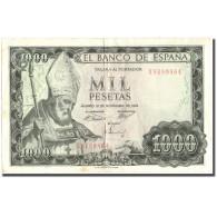 Billet, Espagne, 1000 Pesetas, 1965, 1965-11-19, KM:151, TTB - [ 3] 1936-1975 : Régence De Franco