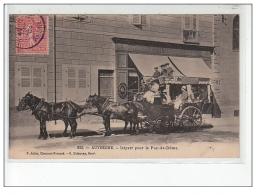 AUVERGNE - Départ Pour Le Puy De Dôme - Très Bon état - France