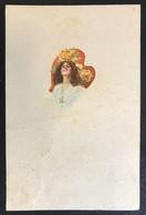 Donnina VIAGGIATA 1920 COD.BU.202 - Pin-Ups