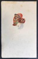 Donnina VIAGGIATA 1920 COD.BU.203 - Pin-Ups