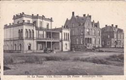 La Panne Villa Royale  LOT 63 - De Panne