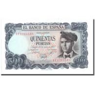 Billet, Espagne, 500 Pesetas, 1971, 1971-07-23, KM:153a, SPL - [ 3] 1936-1975: Regime Van Franco