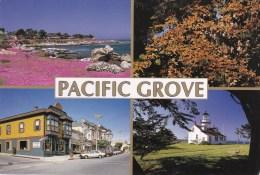 Pacific Grove Multiview, California, US Unused - United States