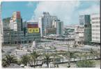 Taiwan Kaohsiung City View Old Postcard Travelled 197? To Yugoslavia B180720 - Taiwan