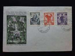 JUGOSLAVIA - F.D.C. Anniversari Culturali + Spese Postali - FDC