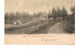 Diest - Les Fortifications Et Le Demer - 1901 - Diest
