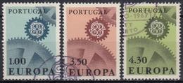 PORTUGAL 1967 Nº 1007/09 USADO - 1910-... République