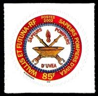 WALLIS ET FUTUNA 2002 - Yv. 567 ** TB  Cote= 2,40 EUR - Auto-adhésif. Sapeurs Pompiers  ..Réf.W&F22015 - Wallis And Futuna