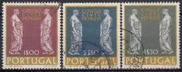 PORTUGAL 1967 Nº 1014/16 USADO - 1910-... République