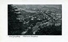 004355  Bad Harzburg - Blick Vom Burgberg - Bad Harzburg