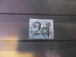PAYS BAS   YVERT N° 112 - 1891-1948 (Wilhelmine)