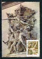 Hongrie - Carte Maximum 1971 - La Marseillaise - Cartoline Maximum
