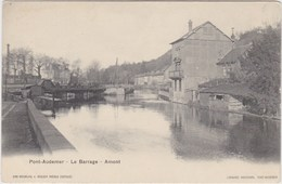PONT AUDEMER LE BARRAGE AMONT - Pont Audemer