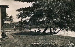 """004359  Kribi - """"Kribi Beach"""" - Kamerun"""