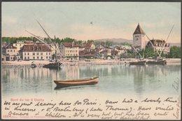 Bord Du Lac â Ouchy, Lausanne, Vaud, 1903 - Comptoir De Phototypie U/B CPA - VD Vaud