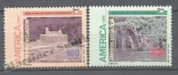 Equateur - Ecuador 1990 Yvert 1220-21, América UPAEP, First Views Of Discoverers - MNH - Ecuador