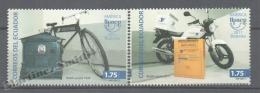 Equateur - Ecuador 2011 Yvert 2354-55, América UPAEP, Letter Boxes - MNH - Ecuador