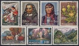 PORTUGAL 1968 Nº 1041/47 USADO - 1910-... République