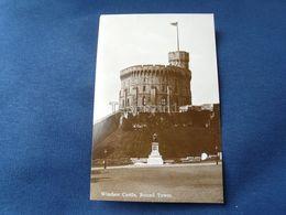 Windsor Castle, Round Tower. - Windsor Castle