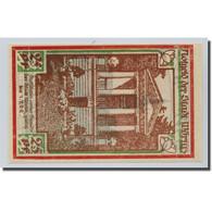 Billet, Allemagne, Wörlitz, 25 Pfennig, Paysage 2, O.D, SPL, Mehl:1450.1 - Other