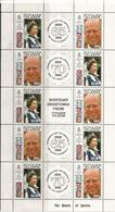 Birthday Of Queen Elisabeth II & Prince Philip.  Feuillet Neuf **   Côte 15,00  € EUR - Stamps