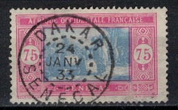 SENEGAL       N°  YVERT    84 A     ( 3 )    OBLITERE       ( O   3/40 ) - Sénégal (1887-1944)