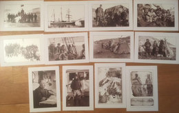 Norway -  Polar Research,  Bernier In Expedition With CGS Artic, Reprints 12  Unused Cards - Norwegen