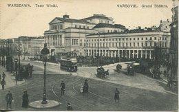 004384  Warszawa - Teatr Wielki - Polonia