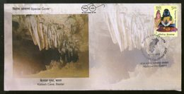 India 2018 Tourism Kailash Cave Bastar Nature Special Cover # 18461 - Other