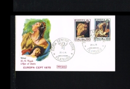 1975 - Europe CEPT FDC Italy [NL217_04] - 1975