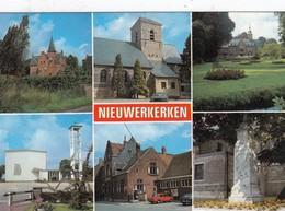 NIEUWERKERKEN / MULTIVIEW / MONUMENT 1914-18 - Aalst