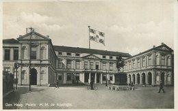 004385  Den Haag - Palais H. M. De Koningin  1931 - Den Haag ('s-Gravenhage)