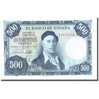 Billet, Espagne, 500 Pesetas, 1954, 1954-07-22, KM:148a, NEUF - [ 3] 1936-1975 : Regency Of Franco