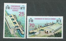 NOUVELLES-HEBRIDES  N°  366/67  **  TB  1 - French Legend