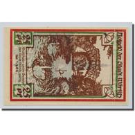 Billet, Allemagne, Wörlitz, 25 Pfennig, Paysage 1, O.D, SPL, Mehl:1450.1 - Other