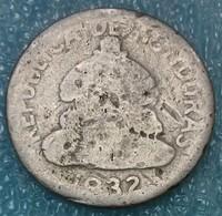 Honduras 10 Centavos, 1932 -0452 - Honduras