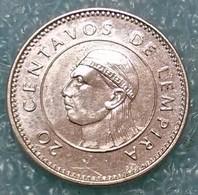 Honduras 20 Centavos, 2012 - Honduras