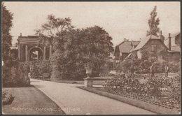 Botanical Gardens, Sheffield, Yorkshire, C.1910 - Millar & Lang Postcard - Sheffield