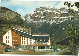 HOTEL ORDESA HUESCA AÑOS 70 - Hoteles & Restaurantes