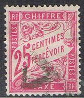 FRANCE : Taxe N° 32 Oblitéré - 1/3 De La Cote - - Impuestos