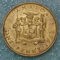 Jamaica 1 Penny, 1966 - Jamaica