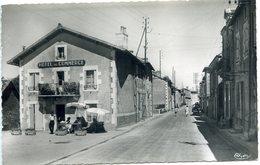 Persac Vienne 86 132 Grand' Rue - Cpsm - Hotel Du Commerce - Editeur Cim - Beau Cliché Très Net - France